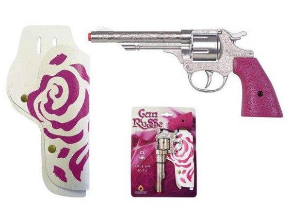 Cowgirl revolver szett, 180/2