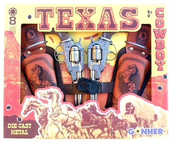 Revolver szett ifjú cowboyoknak, 234/0