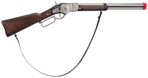 Winchester gyerek puska, ezüst, 1199/0