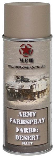 Katonai álcázó festék, desert, 27375H