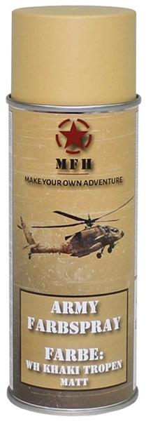 Katonai álcázó festék, WH khaki tropen, 27375J