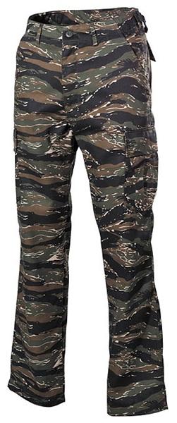 "US katonai nadrág ""BDU"", tiger stripe, 01325C"