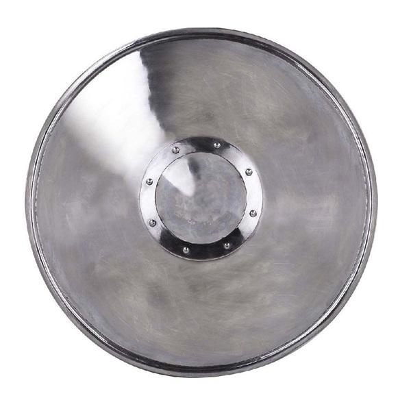 Kerek fém pajzs, 51 cm-es, 85361