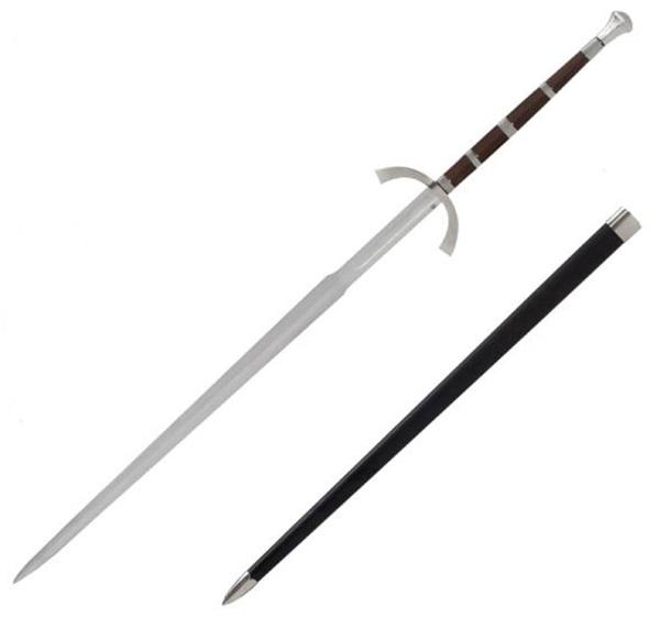 Urs Velunt kétkezes kard, 85850