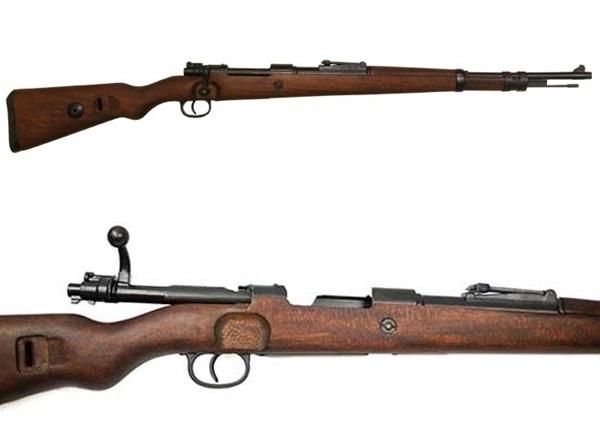 Mauser K98 replika, 100-1146