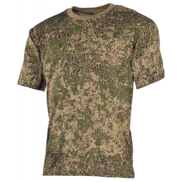 Terepszínű katonai póló, russish digital, 00104W