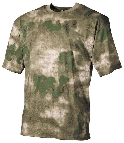 Terepszínű katonai póló, HDT-camo, 00104E