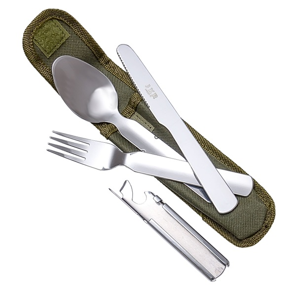 JKR evőeszköz készlet tokkal, JKR-458