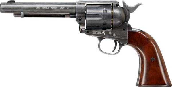 Colt Peacemaker CO2-es légpisztoly, antikolt