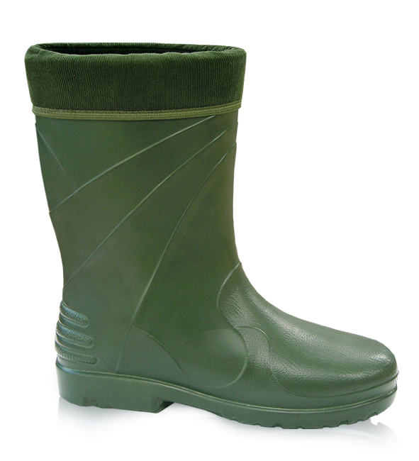 Lemigo Alaska gumicsizma, zöld, 869
