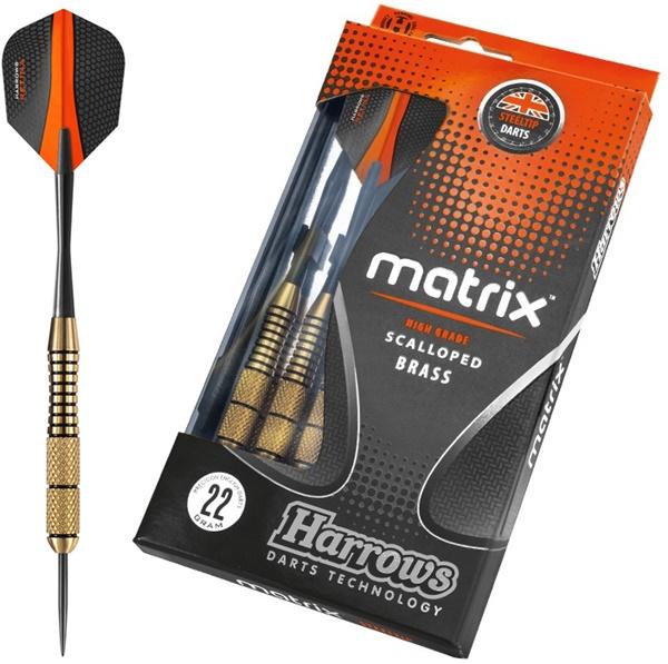 Harrows Matrix steel darts készlet