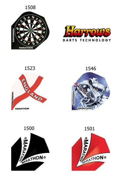 Harrows Marathon darts toll