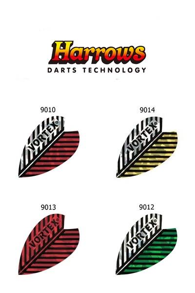 Harrows Vortex darts toll