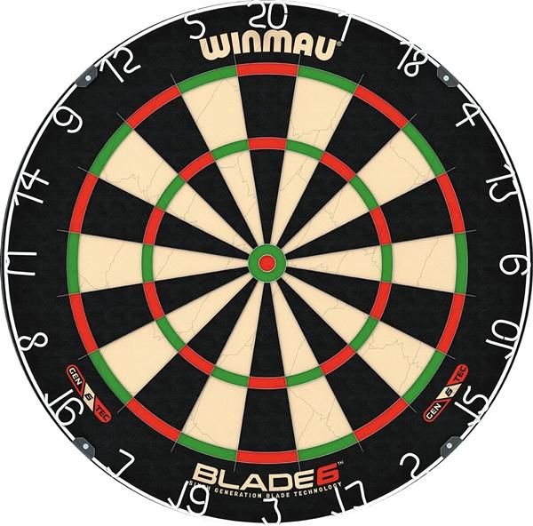Winmau Blade 5 szizál darts tábla, 8300.605