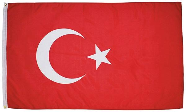 Törökország zászló, 35104E