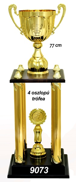 Serleg szoborral 9073-77