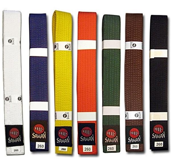 Saman karate öv, 240 cm-es