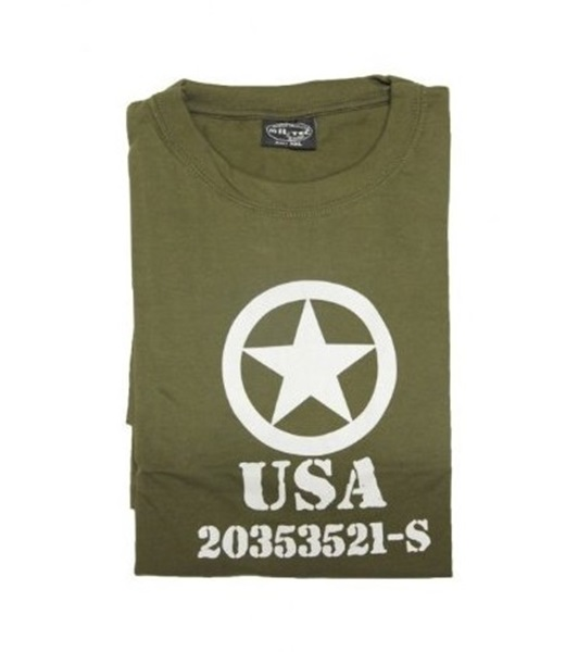 "US katonai póló ""Allied Star"", 11053001"