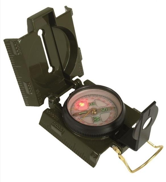 US katonai iránytű világító számlappal, 15791500