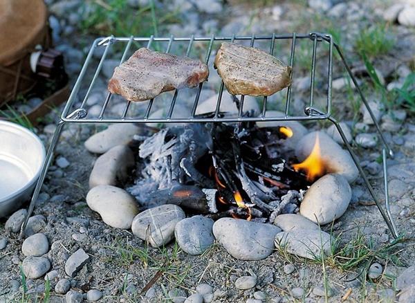 Relags Basic Folding összecsukható grillrács, 052400
