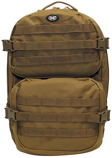 "US hátizsák ""Assault II"", coyote, 30343R"