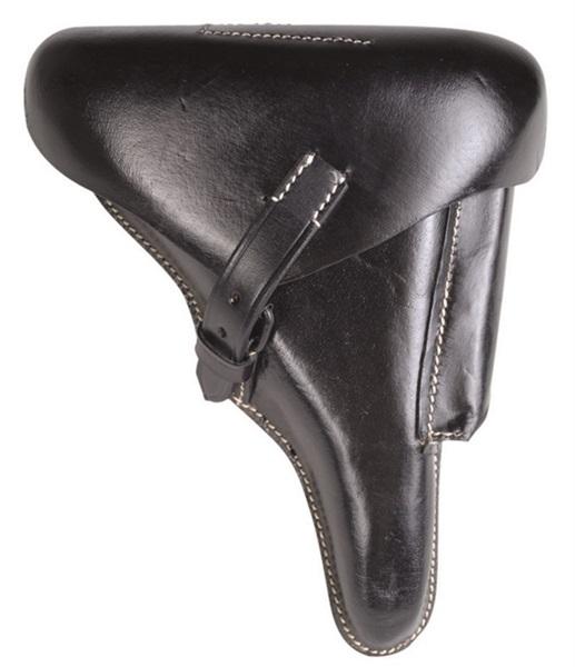 P08 bivalybőr pisztolytok, 16150200