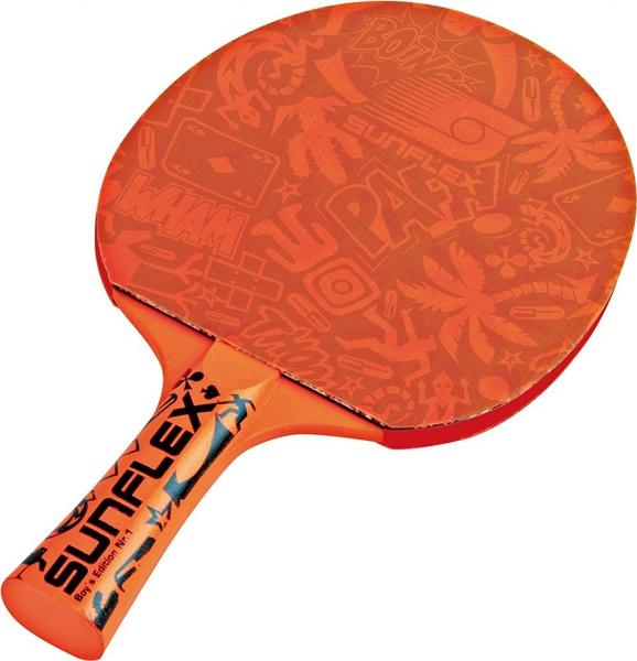 Sunflex Boys Edition NO. 1 ping-pong ütő, 10295