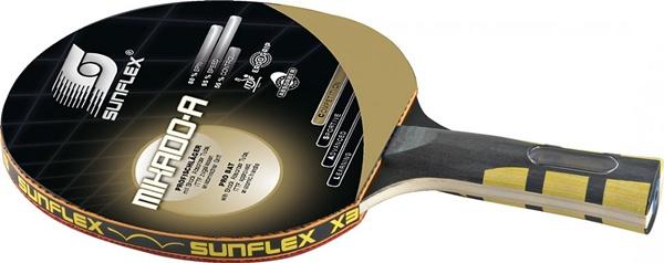 Sunflex Mikado-A ping-pong ütő, 10361