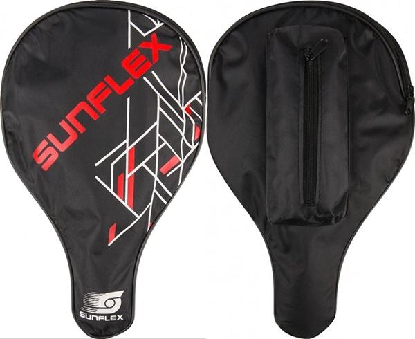 Sunflex ping-pong ütőtartó táska, 20470