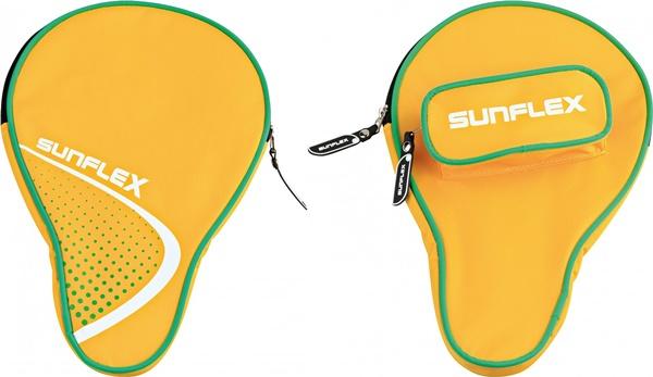 Sunflex Perfect ping-pong ütőtartó táska, 20491