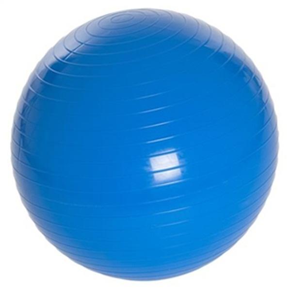 Spartan gimnasztikai labda, kék, 55cm, 000572