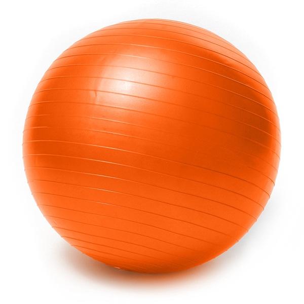 Spartan gimnasztikai labda, narancs, 85 cm, 000602