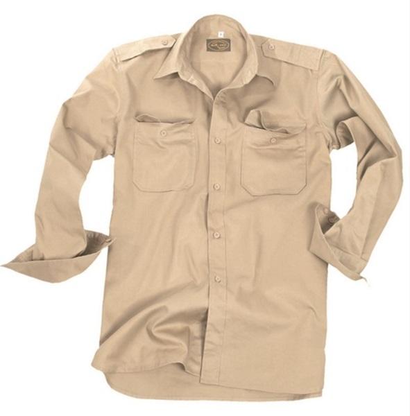 Mil-Tec trópusi ing, hosszúujjú, 10933004