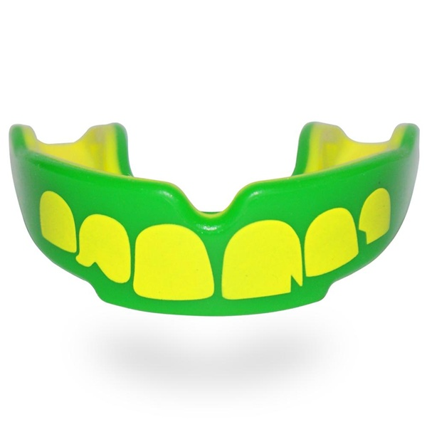 SafeJawz fogvédő, ogrefog mintával, (sj5ogre)