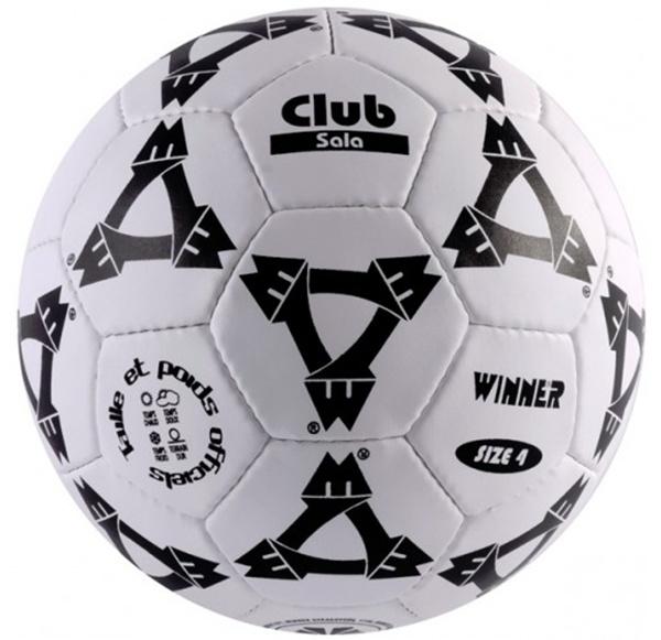 Winner Club Sala futsal labda, 4-es