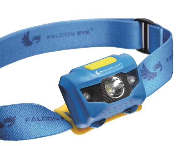 FalconEye fejlámpa 3W-os LED-del, FHL0011
