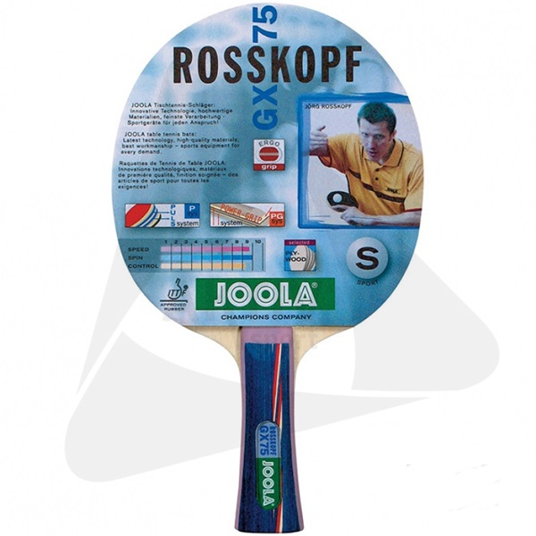 Joola Rosskopf GX75 ping-pong ütő, 53365