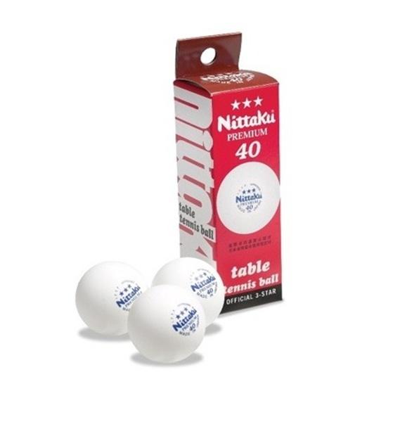 Nittaku Premium ping-pong labda, 1177839