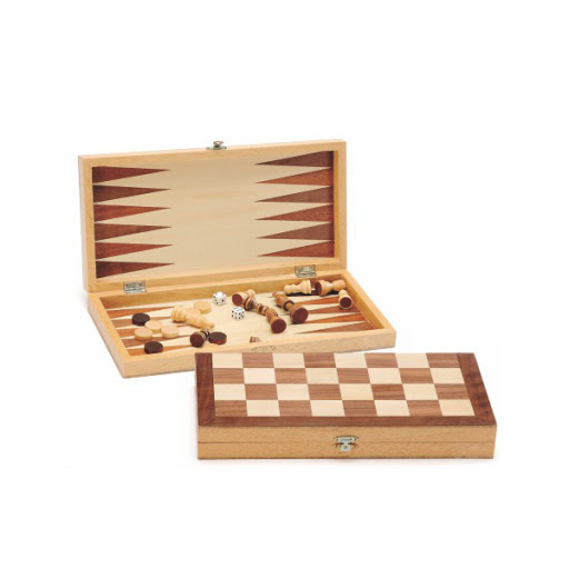 Fa sakk készlet, közepes, 599888