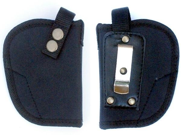 Pisztolytok forgótáras revolverekhez, klipszes, 00225-1
