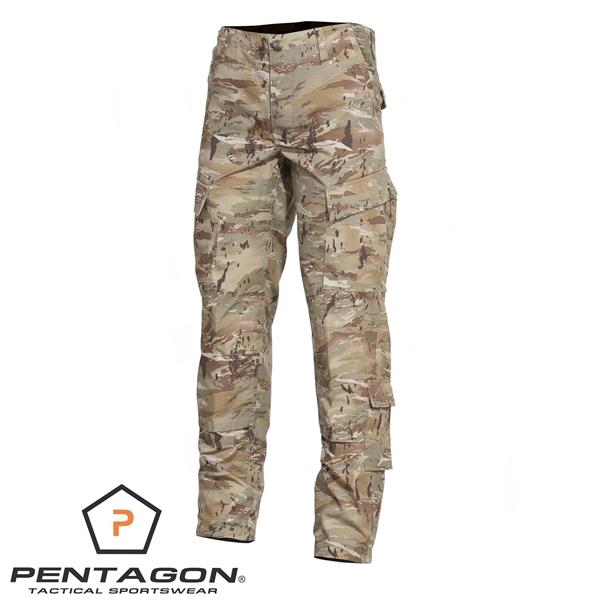 Pentagon ACU Rip-Stop taktikai hosszúnadrág, pentacamo, K05005