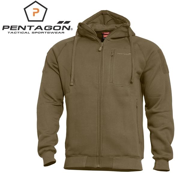 Pentagon Leonidas 2.0 taktikai pulóver, coyote, K08016