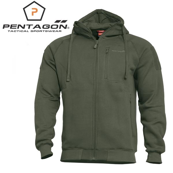 Pentagon Leonidas 2.0 taktikai pulóver, olív, K08016