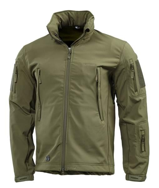 Pentagon Artaxes Soft-Shell taktikai kabát, olív, K08011