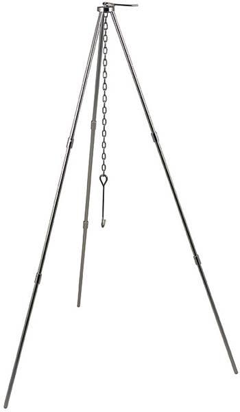 Bogrács állvány lánccal és akasztóval, 33635