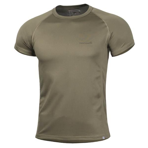 Pentagon Body Shock technikai póló aláöltöző, K09003-zöld