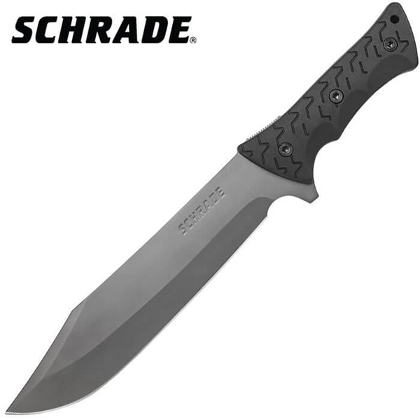 Schrade Leroy Full Tang Bowie, SCHF45