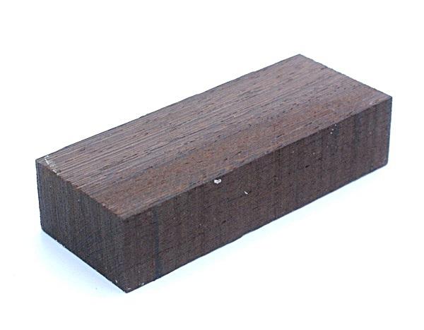 Wenge, 120x40x30 mm, 64290