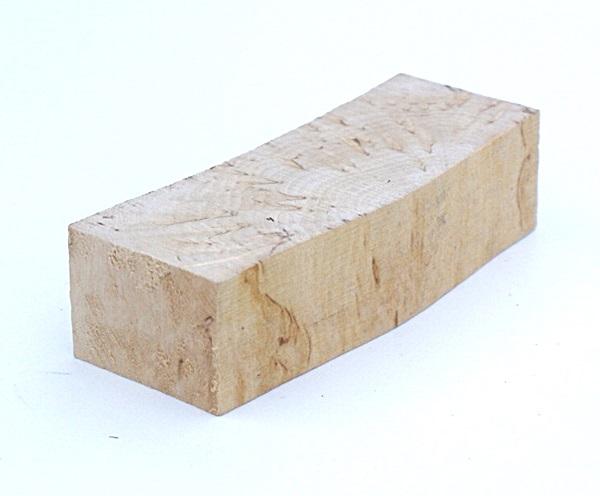 Erezett nyírfa, X-cut, 120x40x30 mm, 6514