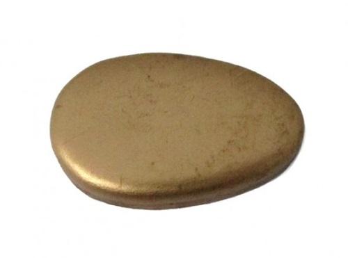 Réz markolatvég, 46x30 mm, 3551B